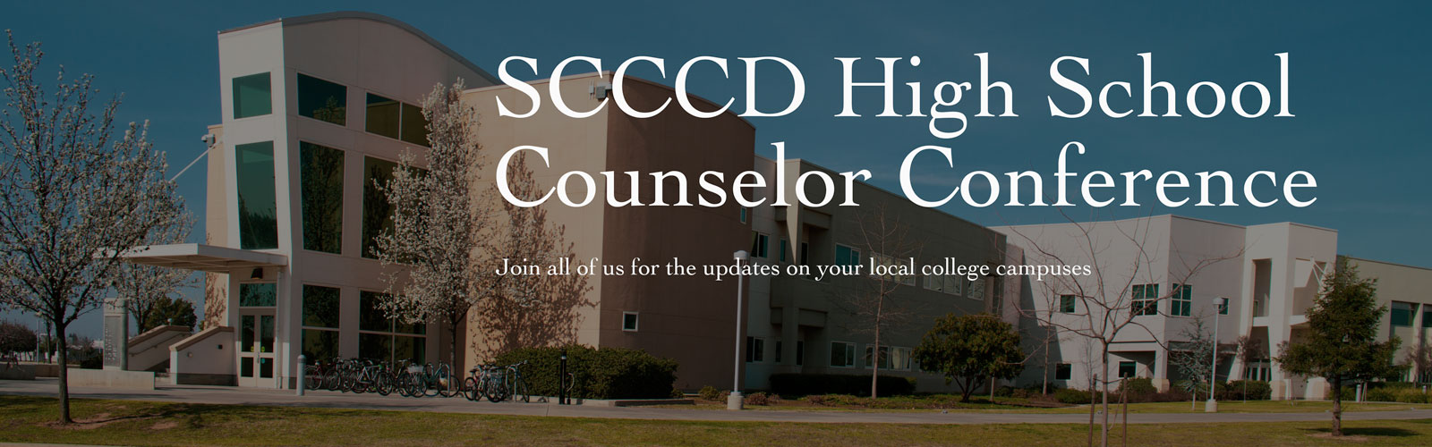 High School Counselor Conference