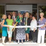 Grand opening of the Small Business Development Center