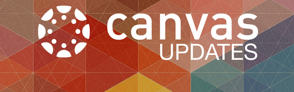 Canvas Updates Link Image
