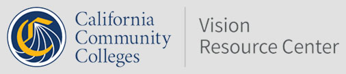California Community Colleges Vision Resource Center